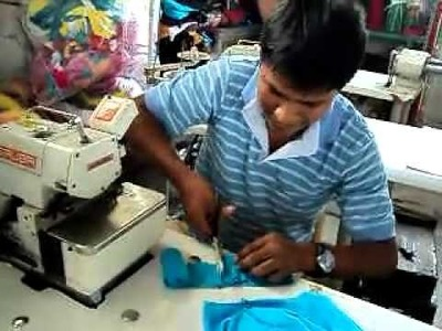Curso de costura gratis GAMARRA PERU una camiseta en 4 minutos.  t-shirt in 4 minutes