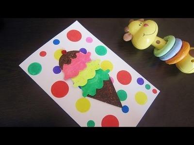 Episodio 651 -  Cómo hacer una tarjeta de helado para reglar por motivo de cumpleaños