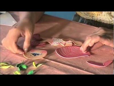 Fofucha plana en Fomi o goma eva o foami (2.2)