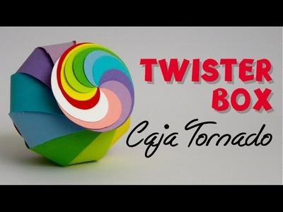 Twister Box - Caja Tornado