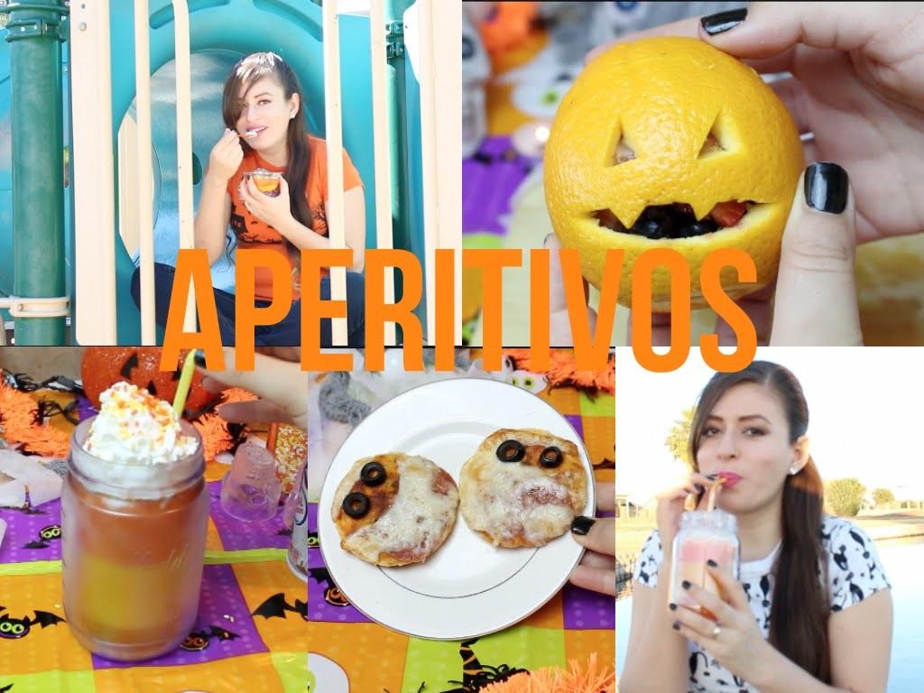 Aperitivos Para Halloween o Cualquier ocasion