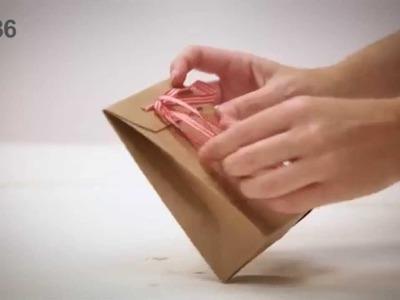 Bolsas de regalo - Vídeo de montaje ref. 0436 SelfPackaging