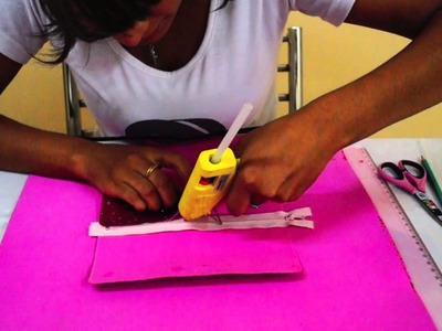 Como Hacer una Cartuchera - EBI San Lorenzo