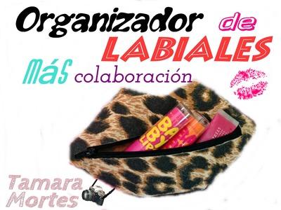 Diy | organizador de labiales + Colaboración SammyDress.com