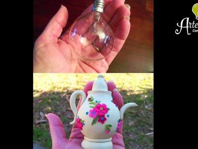 Ideas para darle distintos usos a la cerámica o porcelana fría