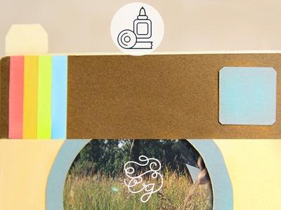 Instapic: Cartita y Polaroid | Craftingeek*