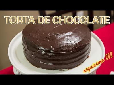 Torta de Chocolate (principio a fin) - 1080p HD