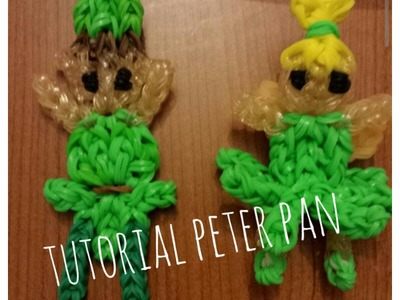 ❤TUTORIAL: Peter Pan de Gomitas Parte 2.2❤