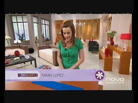 Utilísima Bien Simple, Cestita para bebés, FAnny López