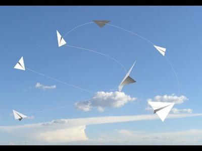 Avion de papel Ganador de torneo