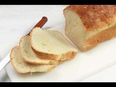 Cómo elaborar Pan de Molde