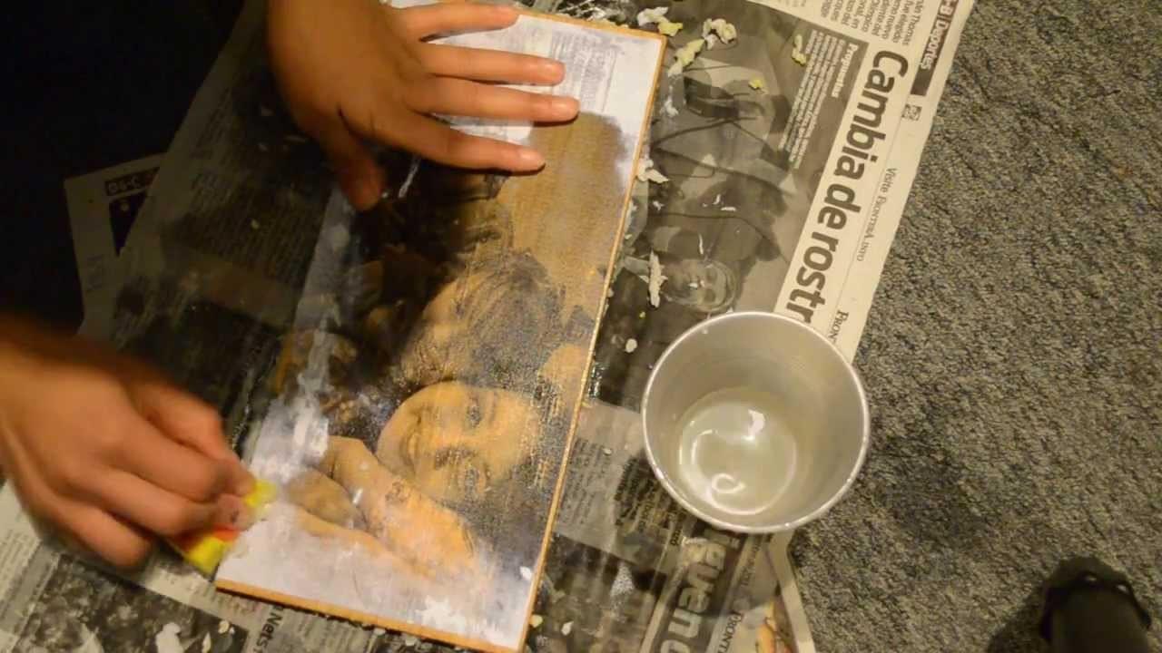 Como hacer fotos en madera Ideas Para Regalar ❤ || DIY || SHELSORADO