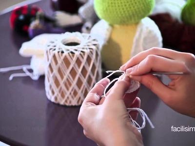 * Cómo hacer un muñeco de ganchillo (4 de 4) | facilisimo.com