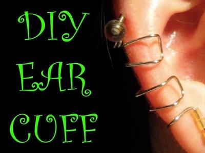Gyaru Channel - Sue: DIY simple Ear Cuff ♥