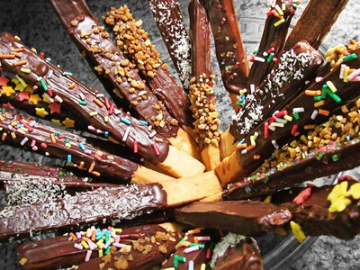 Mikados de Chocolate - Pocky