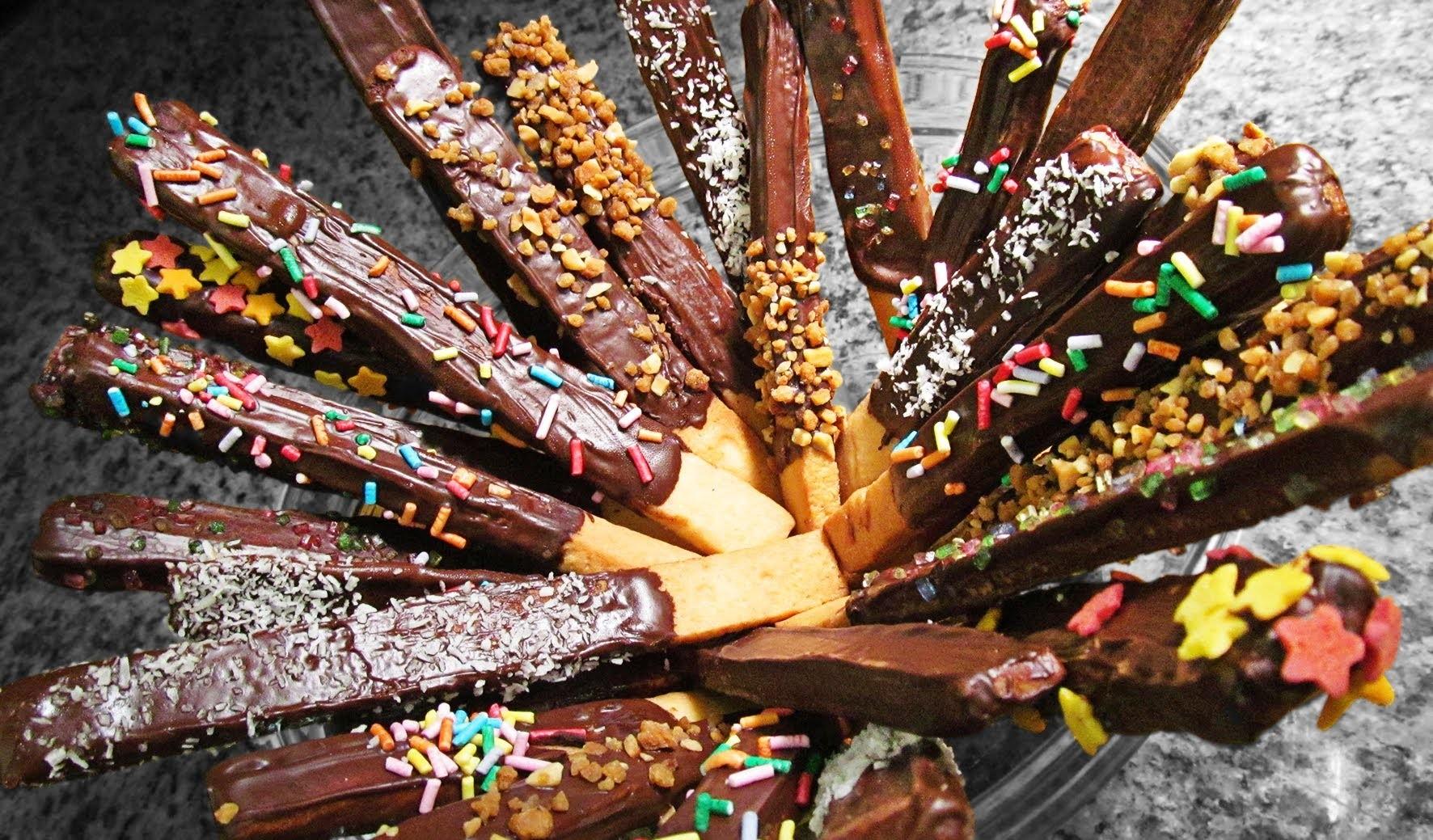Mikados de Chocolate - Pocky