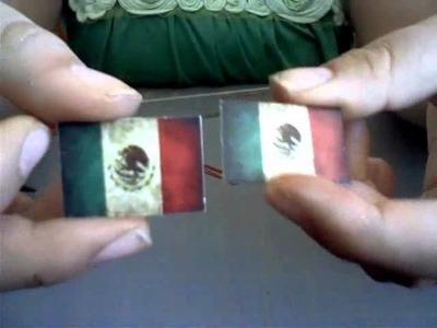 3 Tips para hacer aretes Mexicanos muy patrios