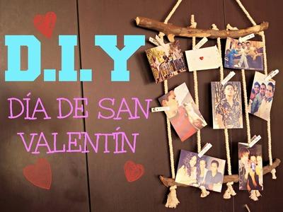 #5 D.I.Y. REGALO PERFECTO PARA EL DÍA DE SAN VALENTÍN ♥