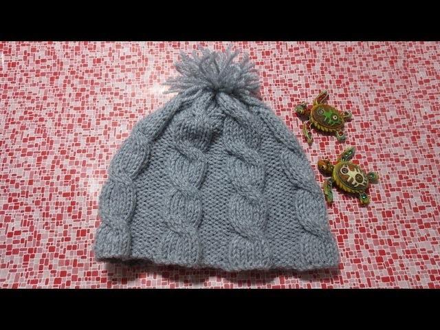 Aprende a tejer gorros de lana 2.2