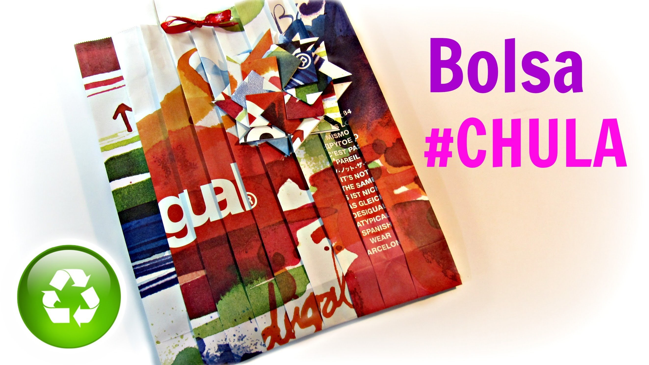 Bolsa #chula. Chula bag.