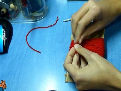 ¡Manualidades con @Mititillas! | Pajarito de lana |