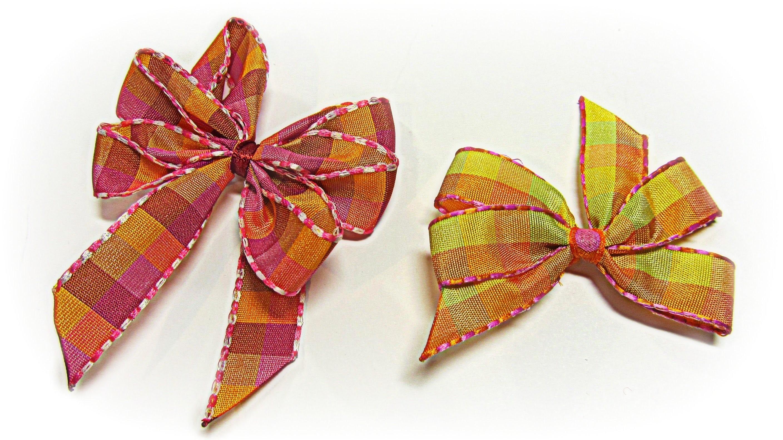 Como hacer lazos perfectos muy fácil. Perfect bow, easy.