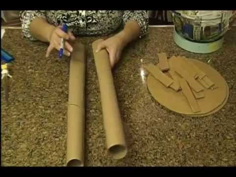 Como hacer piñatas de Figura.Video 1. Curso de como hacer piñatas.