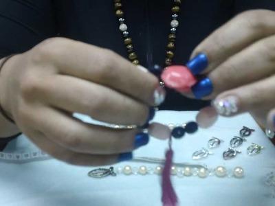 Cómo hacer pulseras con elástica