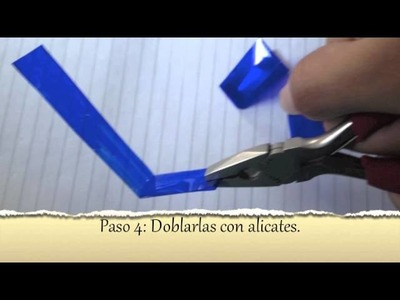 Como hacer un porta-retatos con botellas plasticas?
