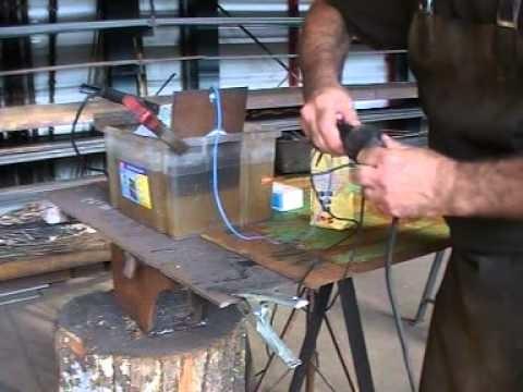 Como hacer una maquina de soldar lecc 19