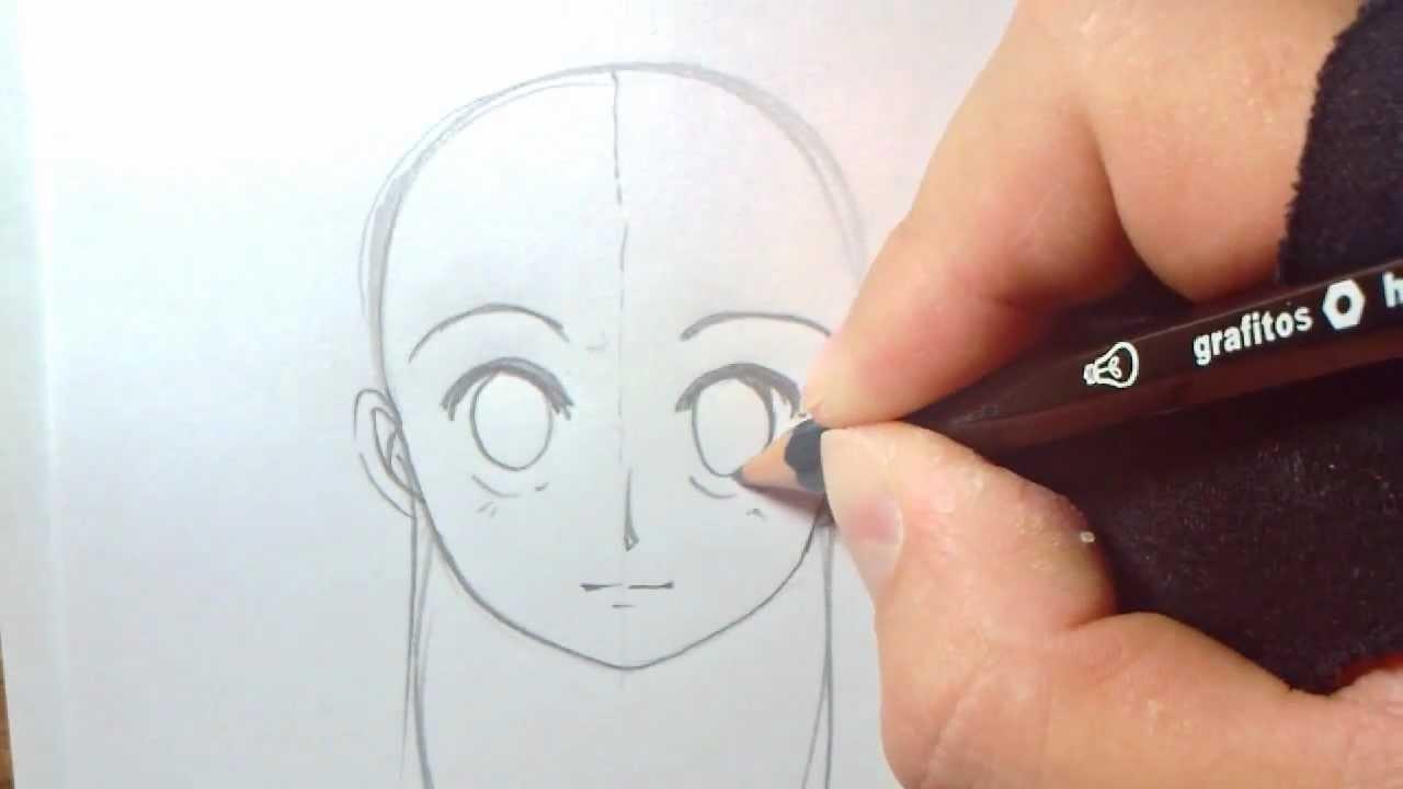 Dibujando Manga con Shukei #2: Cabeza y rostro
