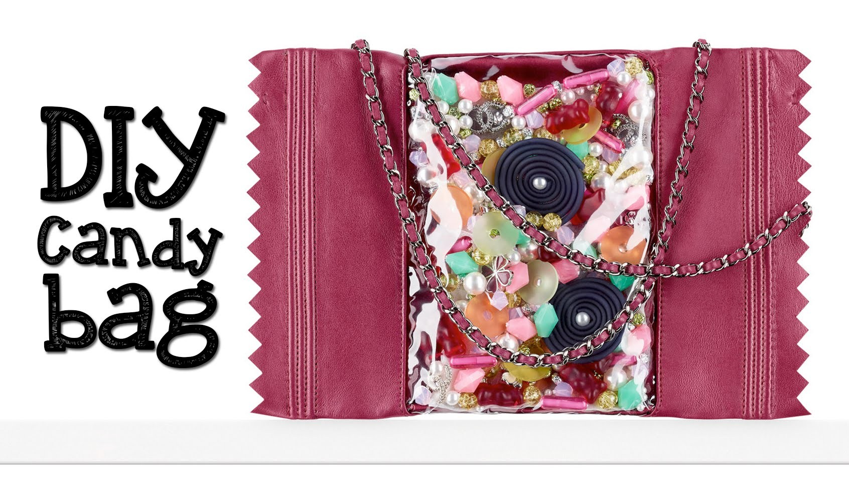 DIY Candy Bag - Chanel
