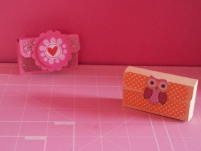 DIY KitKat Box (Detalle) Facil & Original