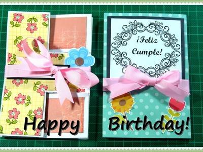 DIY♥ Tarjetas para regalar -Yami