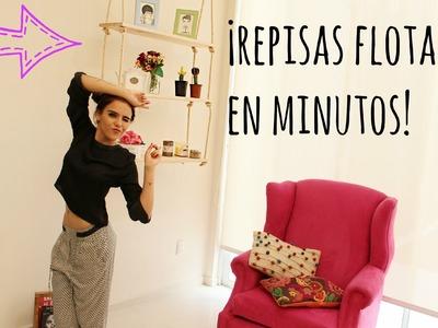 HAZ REPISAS FLOTANTES EN MINUTOS ♥ - (Yuya ft. MOTEL)