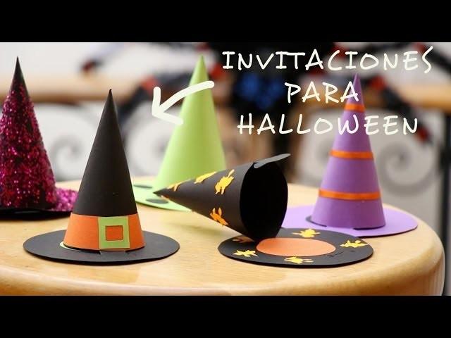 Haz tus invitaciones para Halloween!! (Juno)