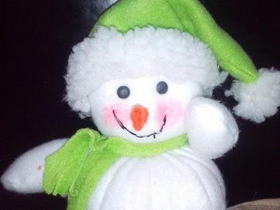 Nieve para el arbol de navidad