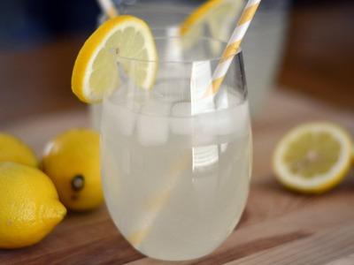 Receta Para Hacer Limonada - Cómo Hacer Limonada Fresca - Sweet y Salado