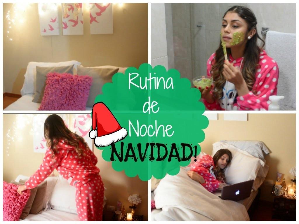 Rutina de Noche: Edición Navidad! ❄