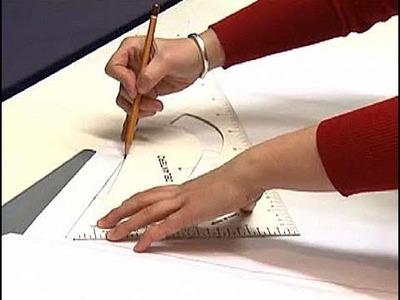 Cómo confeccionar un patrón base para una falda