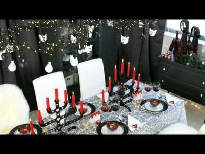 Decoracion IKEA: decorar la mesa en Navidad