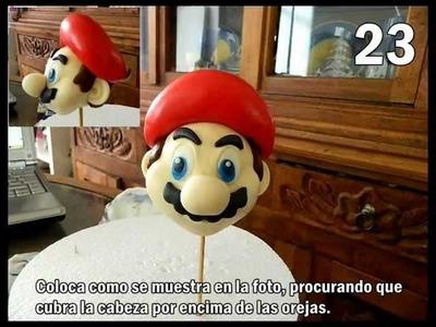 Mario Bros parte 1 cabeza  0001