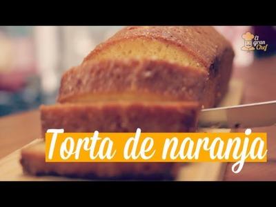 Torta de naranja casera | Recetas fáciles | iMujer