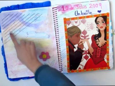 1.5 Manualidad para SAN VALENTIN: El diario (Avance) - floritere - 2011