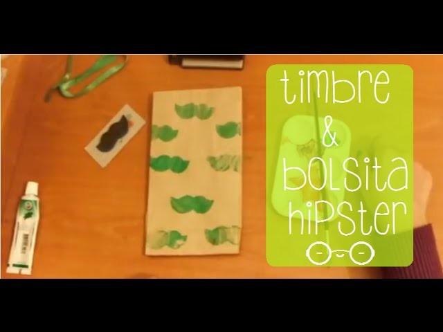 #2 Batidorial: Timbre & bolsita reeeee Hipster ~(° u° ~)