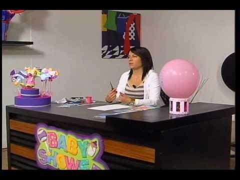 Aprenda y Venda - Móvil Para Baby Shower - Tele Amiga Internacional
