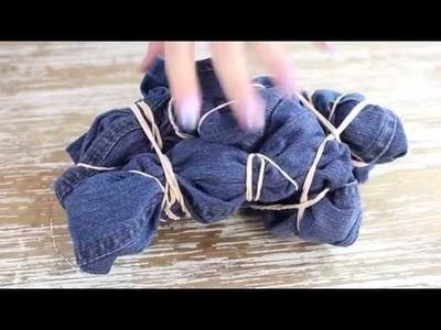 Cómo desteñir tus jeans