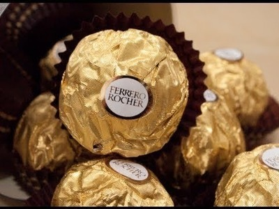 Como hacer un Ferrero Rocher casero
