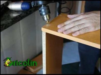 Cómo hacer una estantería, video 2 - Bricolaje y manualidades