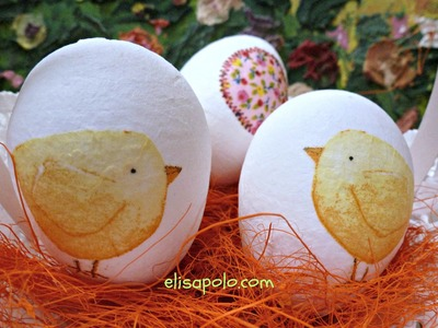 DIY, Huevos de Pascua, easter eggs. Ideas para Pascua, Easter Ideas.
